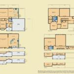 Montego floor plans