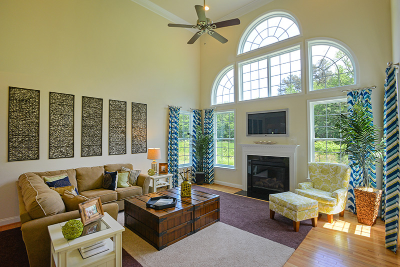 Montego living room
