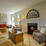 Egret living room
