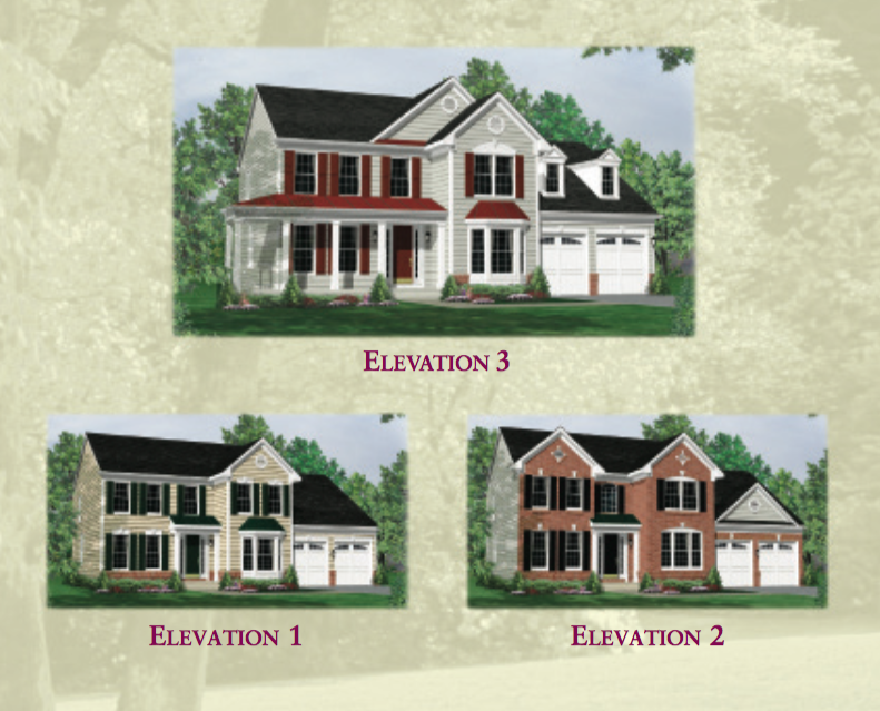Chesapeake elevations